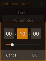 Add new timer